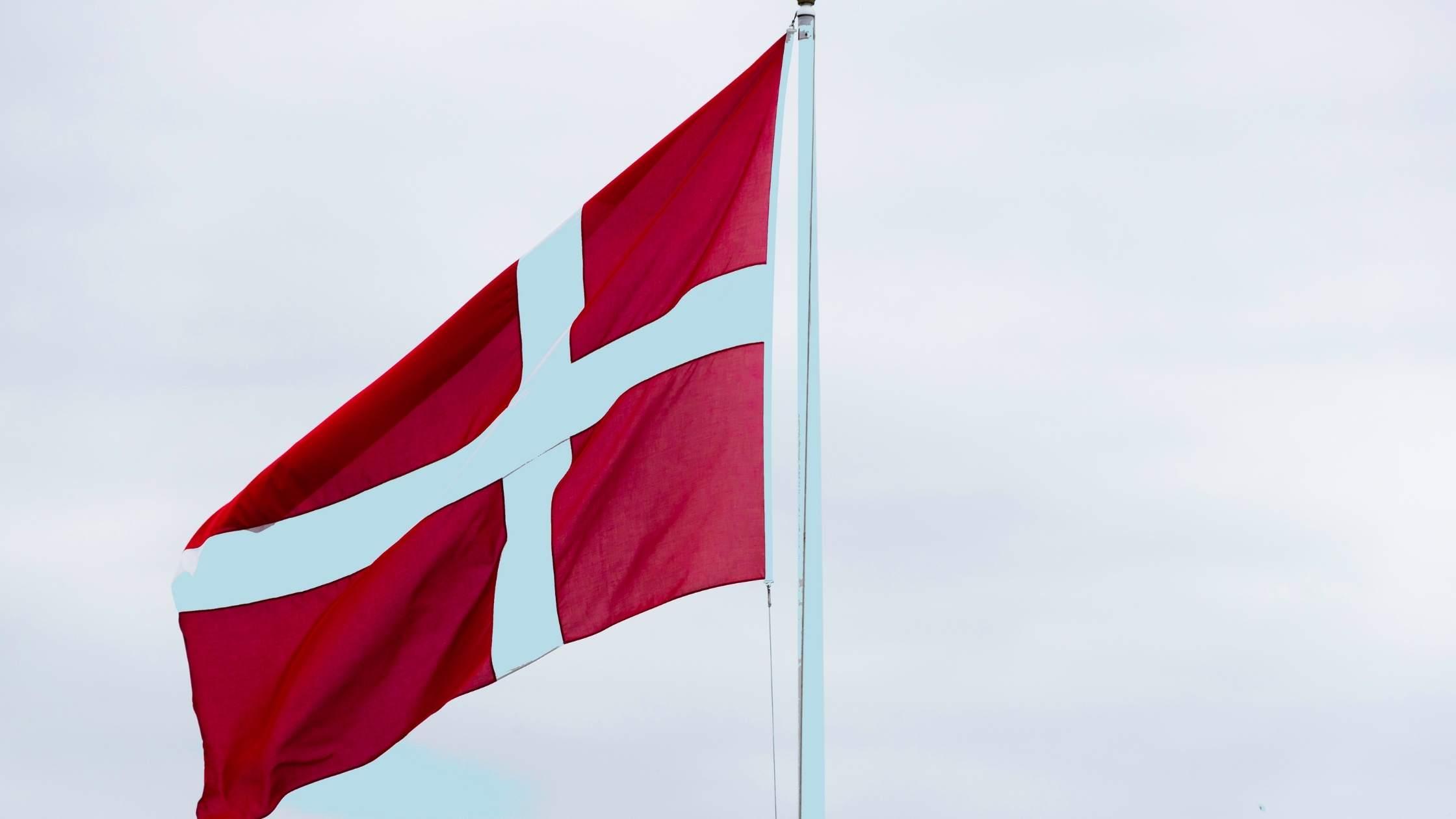 العلم الدنماركي